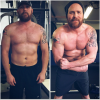 Matt transformation wanted to build muscle and cut some fat.