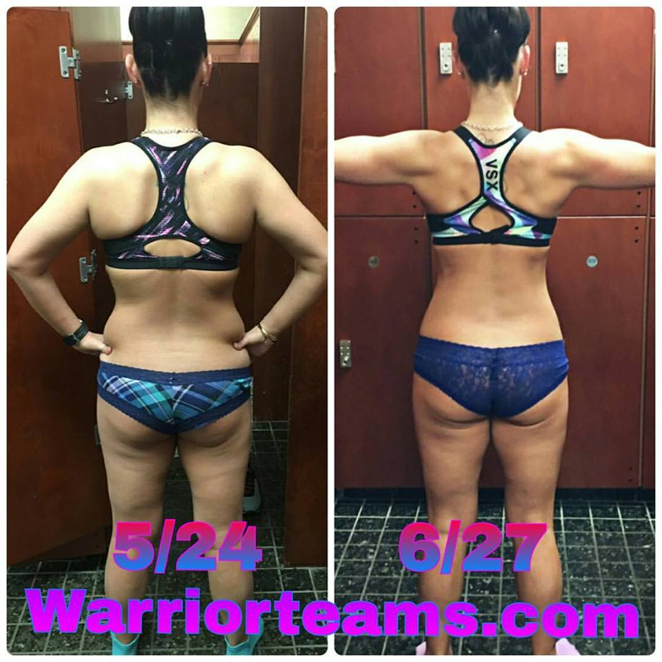 Online Fitness Coach Macomb County MI - Warrior Teams - 0630_2