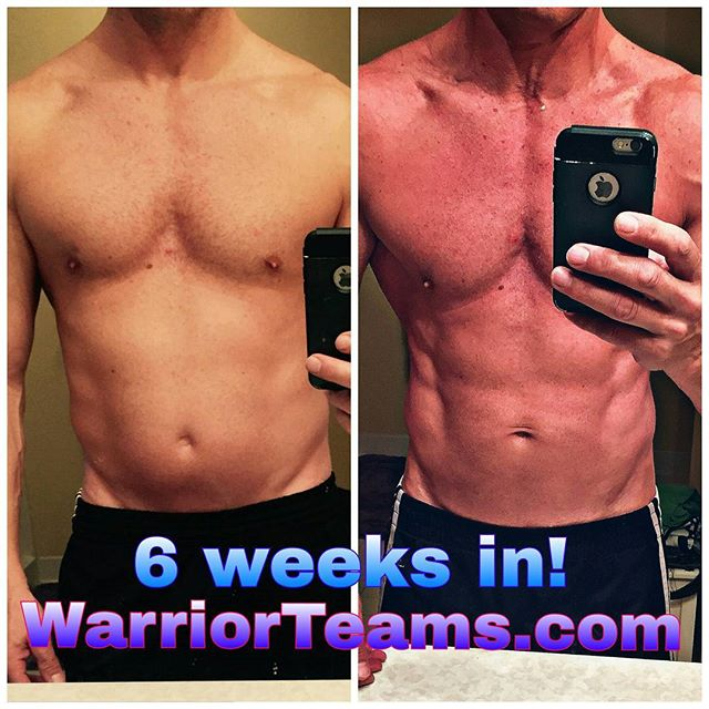 Success Stories & Transformations | Warrior Teams - 11925722_600837703426259_474404125_n