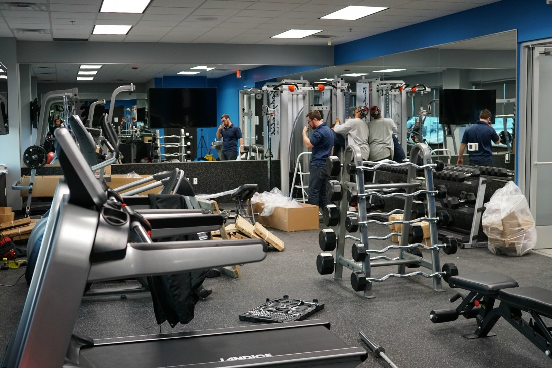 Online Corporate Fitness Coaching: Workplace Wellness | Warrior Teams - Antolin_gym_pic_1