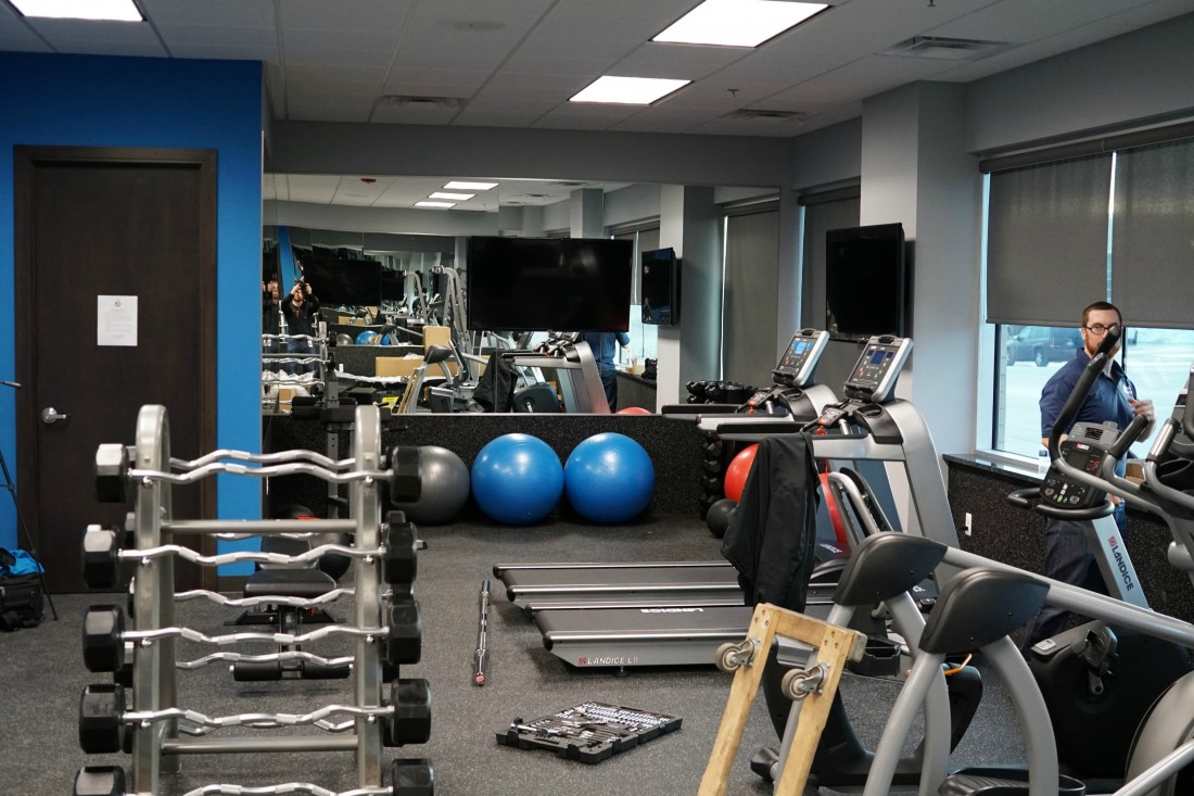 Online Corporate Fitness Coaching: Workplace Wellness | Warrior Teams - Antolin_gym_pic_2