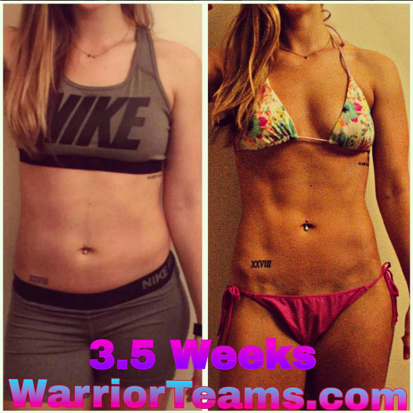Success Stories & Transformations | Warrior Teams - Hanes_Christie