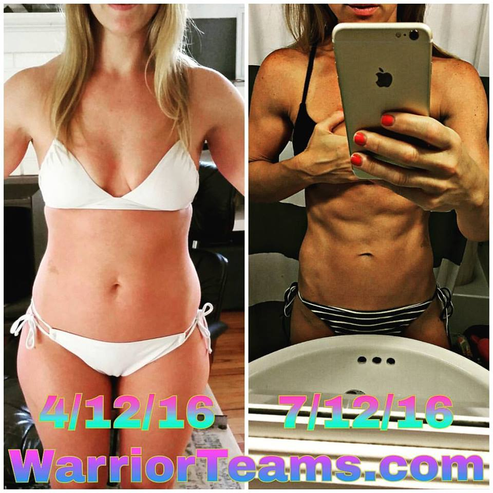 Success Stories & Transformations | Warrior Teams - Krogol_Mandy