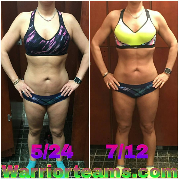 Success Stories & Transformations | Warrior Teams - Sergeichik_Megan_Pic_