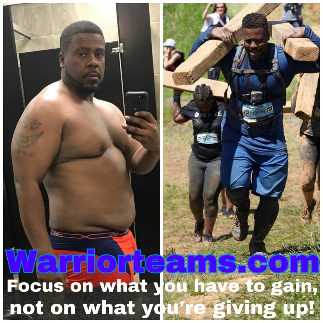 Success Stories & Transformations | Warrior Teams - Woods_Race_resized